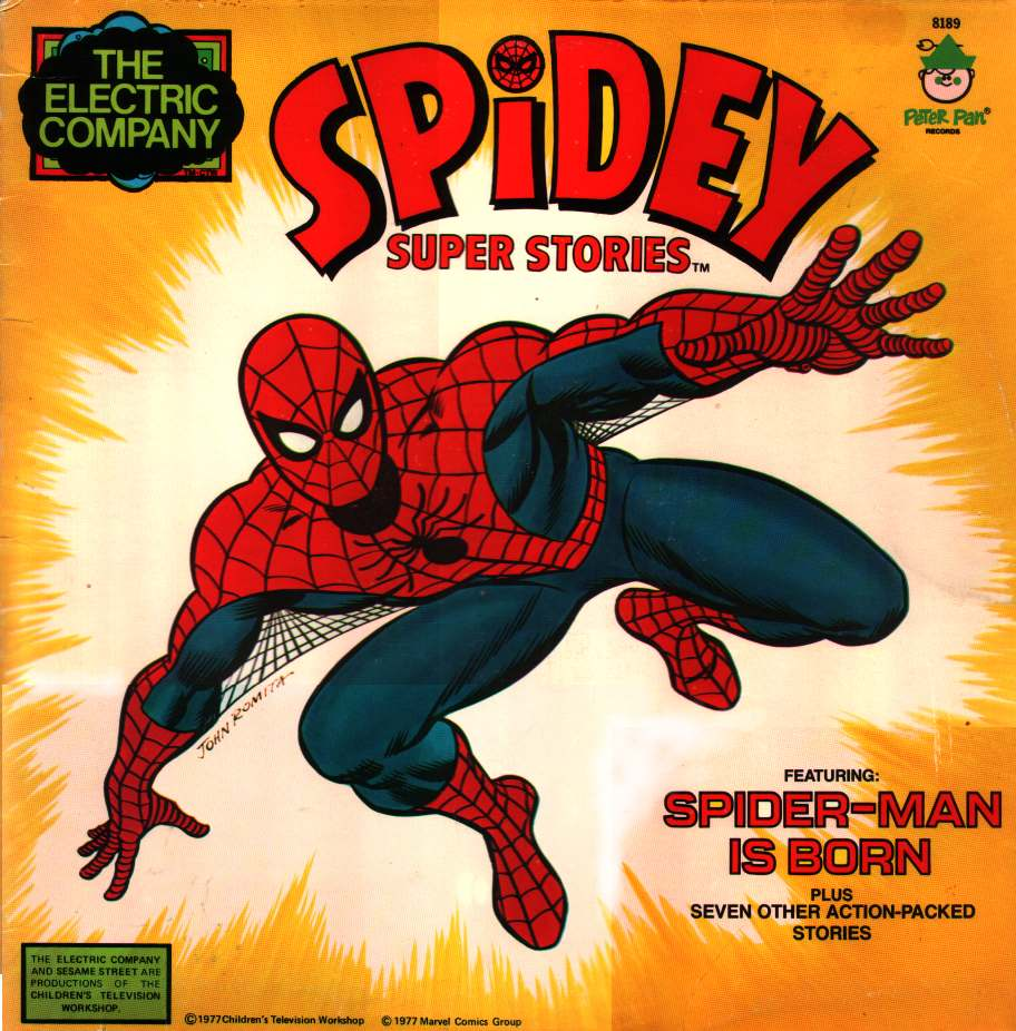 spider man story records one shots in audio spiderfan org