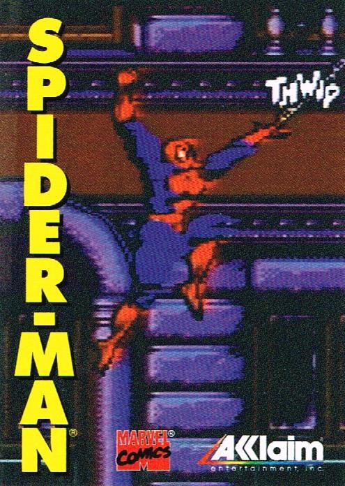 1994 Acclaim Maximum Carnage Promo In Cards Promo Cards