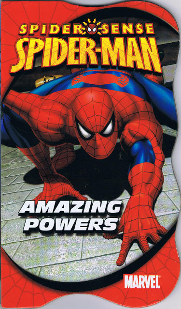 Spider-Man: Amazing Powers (Bendon) [in Comics > Book of