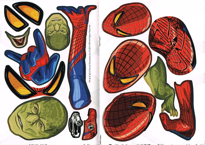 The Amazing Spider Man Coloring Pages: Amazing Spider Man Coloring ... | 600x846