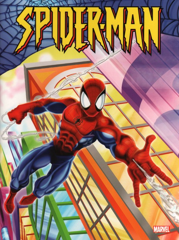 Spider Man Color Activity Meredith In Comics Gt Books