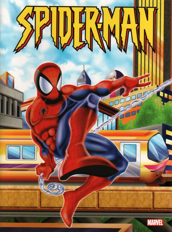 Spider-Man Color/Activity (Meredith) [in Comics > Spider-Man ...