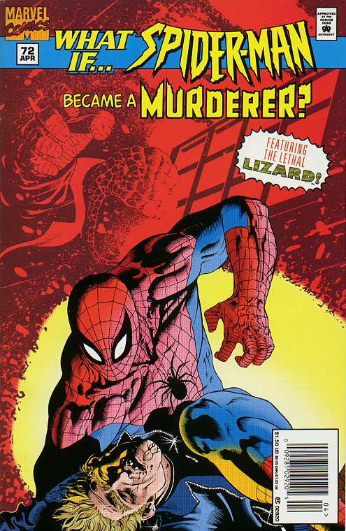 Vol.3 What if...? Jonah Jameson adopted Spider-Man? No.82 // 1996 What if J